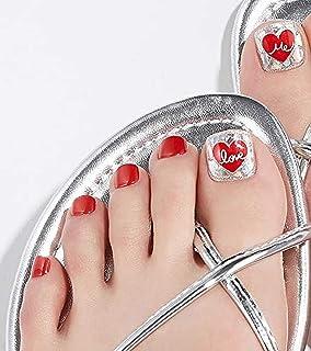 Dashing Diva - Magic Press, Pedi, Toe, Manicure, Pedicure, Gel polish [Sending Heart]