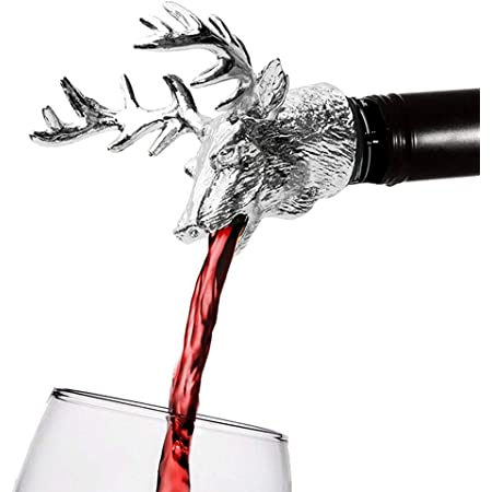 Stainless Steel The Just Slate Company JS//BS//S//PH Pheasant Wine Bottle Stopper