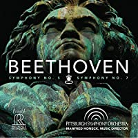 Beethoven: Symphony Nos. 5 & 7 by Pittsburgh Symphony Orchestra (2015-05-03)