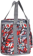 Right Choice Combo Offer Lunch Bags Carry on Tote for School Office Multi Red 2023