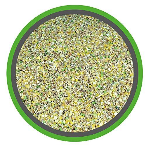 (EUR 0,97/kg) KÜKEN-VITAL 30 kg - Premium Kükenmischung mit Hirse und Leinsamenöl - 100{74c4afad830aa7aada4bce2eefc0d773543fe978eb2bbc9aa8b138f7102ba972} Natürliches Alleinfuttermittel