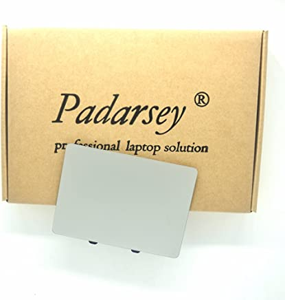 """Padarsey Replacement Trackpad Touchpad Compatible with MacBook Pro 13""""&15"""" Unibody A1286 &A1278 Touch Pads Without Flex Cable"""