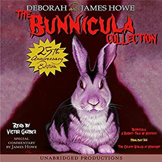 The Bunnicula Collection audiobook cover art