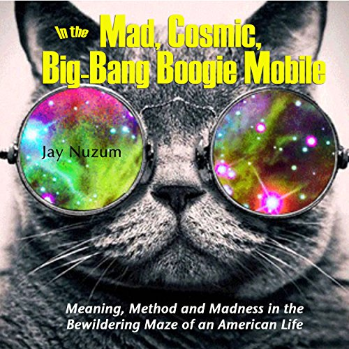 In the Mad Cosmic Big Bang Boogie Mobile audiobook cover art