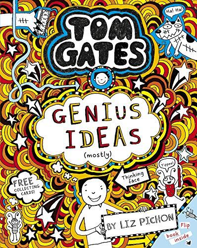 Tom Gates 4. Genius Ideas