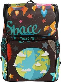 -Panda Negro - Nopersonality Nopersonality 3 piezas escuela bolsa bolsa de fieltro mochila y bolsas de almuerzo, 3 en 1