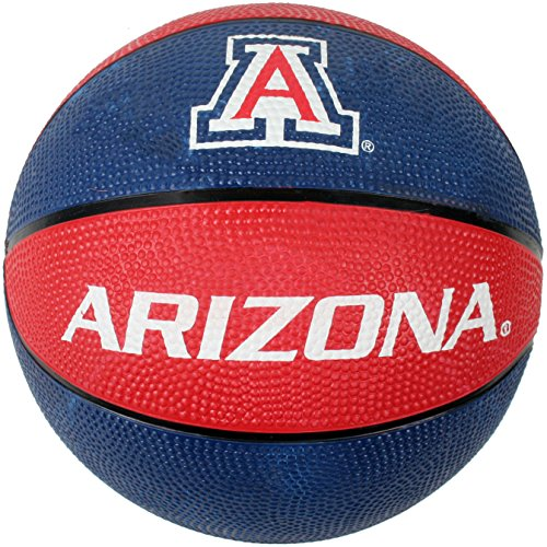 Review Arizona Wildcats Mini Rubber Basketball