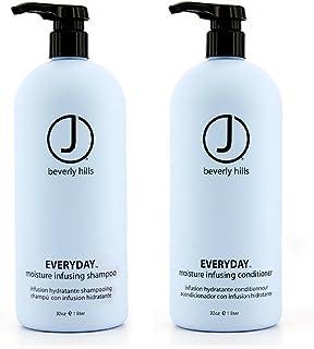 J Beverly Hills Everyday Shampoo 32 oz + Conditioner 32 oz