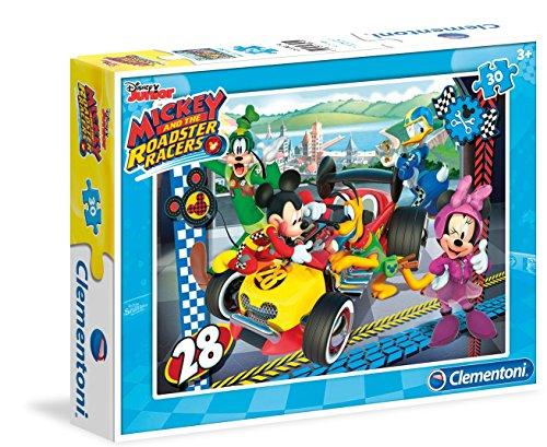 Mickey Mouse- Puzzle 30 Piezas (Clementoni 08514)