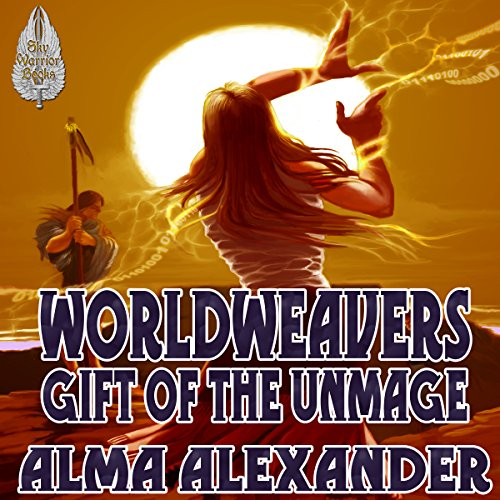 Gift of the Unmage audiobook cover art