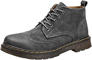 [Hardy] シューズ メンズ クラシック アウトドアシューズ 通気 快適 革 靴 ファッション