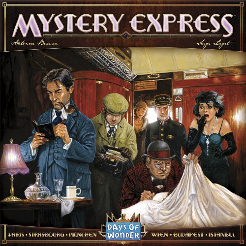 Mystery Express (japan import)