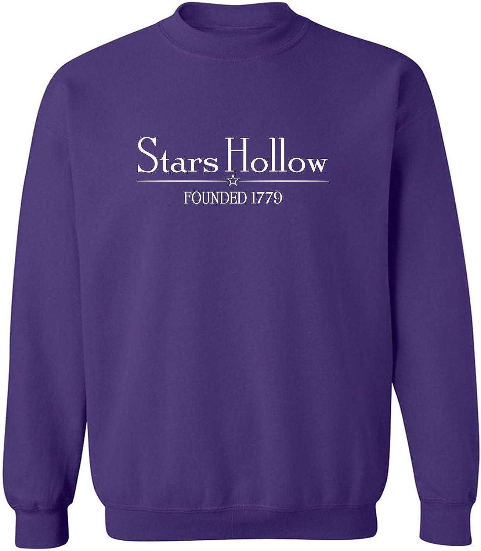 Stars Hollow Founded 1779 Crewneck Sweatshirt