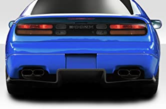 Extreme Dimensions Duraflex Replacement for 1990-1996 Nissan 300ZX Z32 GMR Rear Diffuser - 1 Piece