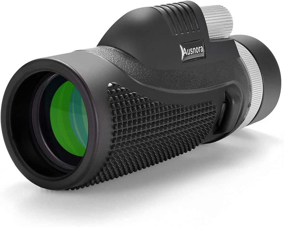Ausnora Free At the price of surprise shipping New 40x60 Telescopes Monoculars Smartphon PowerHD High with