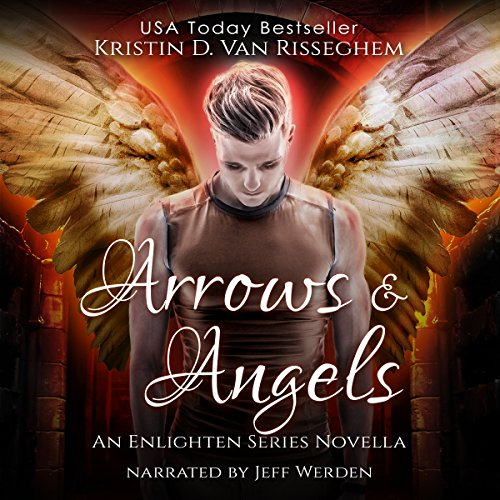 Arrows & Angels audiobook cover art