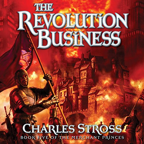 The Revolution Business cover art