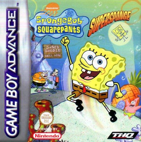 Spongebob Squarepants - Supersponge