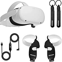 Oculus Quest 2 VR Headset 256GB Holiday Bundle, Advanced All-in-One Virtual Reality Headset, NexiGo Controller Grip Cover ...