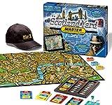 Ravensburger 26602 - Scotland Yard Master - Brettspiel, Klassiker mit App, für Kinder und Erwachsene, für 2-6 Spieler, ab 10 Jahren