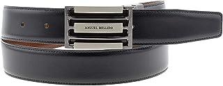 MIGUEL BELLIDO Cinturón piel reversible