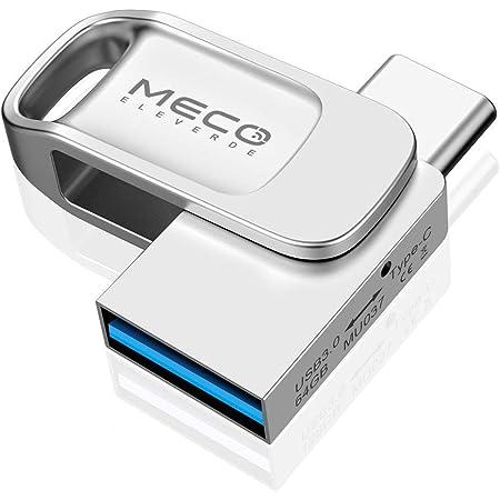 Meco Eleverde Usb Stick 64 Gb Usb C Stick 2 In 1 Usb Computers Accessories