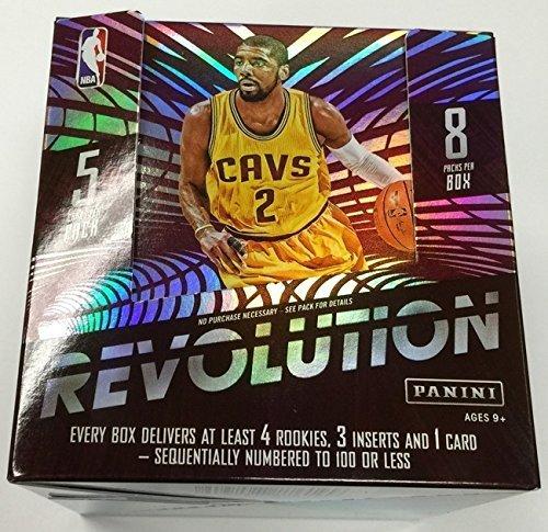 2015/16 Panini Revolution Basketball Hobby Box by Panini