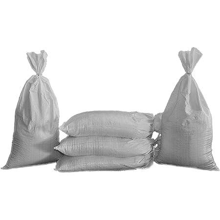 Sandbaggy 5,000 Sandbags Color: Beige Military Grade Size: 14 x 26 Empty Poly Sandbags W//UV Protection