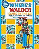 Where's Waldo? Games on the Go!: Puzzles, Activities, and Searches [Idioma Inglés]...
