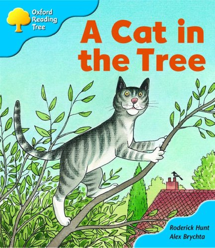 Oxford Reading Tree: Stage 3: Storybooks: a Cat in the Treeの詳細を見る
