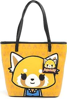 Aggretsuko Tote Bag: Calm and Rage