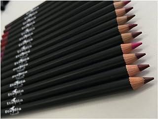 12pc Italia Deluxe Ultra Fine Lip Liner set