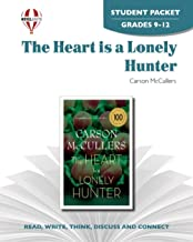 Heart is a Lonely Hunter - Student Packet by Novel Units