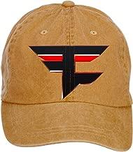 Tommery Unisex FaZe Clan Logo Hip Hop Baseball Caps