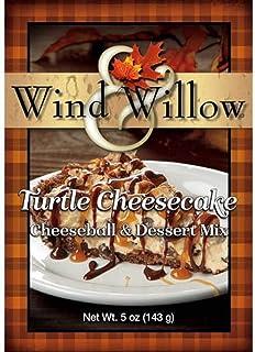 Wind & Willow Turtle Cheesecake & Dessert Mix - 5 OZ Box