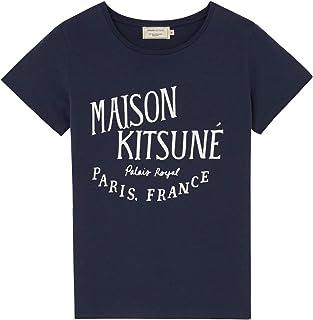 Maison Kitsune (メゾン キツネ) TEE SHIRT PALAIS ROYAL AW00100 KJ0005 レディース Tシャツ