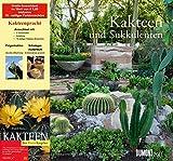 Kakteen und Sukkulenten - Kalender 2011: mit Pflanzensamen - Elisabeth Manke