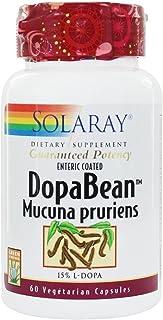 Solaray - Dopabean, 333 mg, 60 capsules