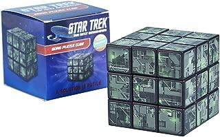 Star Trek: The Next Generation Borg Puzzle Cube - Sci Fi Nerd Block December 2016