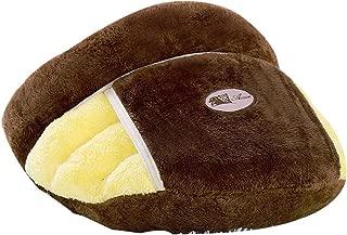 GorNorriss Kennel Puppy Cave Sleeping Bed, Plush Winter Warm Stuffed Cave House Warm Nest, Kitten Sleeping Bag Cushion Pillow