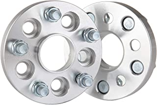 ECCPP 20mm Hub Centric Wheel Spacers 5 Lug (2) 20mm 5x100 / 5x112 Forged Kit 57.1mm Bore 14x1.5 Studs for Audi All Road A5 A6 Quattro A6 S4 S6 Volkswagen Golf Jetta