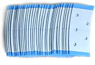 AIRAO 40 Strips Double Sided Adhesive Wig Toupee Hair Piece Tape (1 Bag)