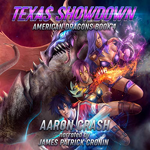 Texas Showdown cover art