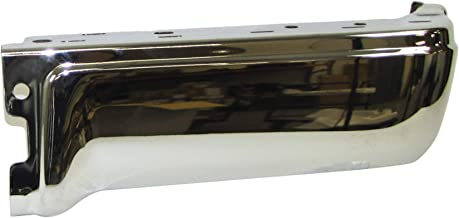 Fits 2009-2014 Ford F150 Styleside Rear Bumper End Chrome Rh W/O Sensor Hole FO1102374
