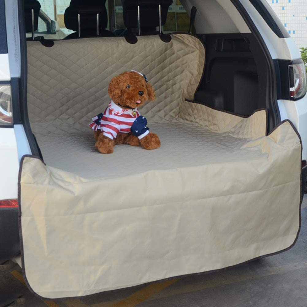 DYYTRm Pet Car Trunk Cushion Boot w Liner Dogs Max 47% OFF specialty shop for Protector