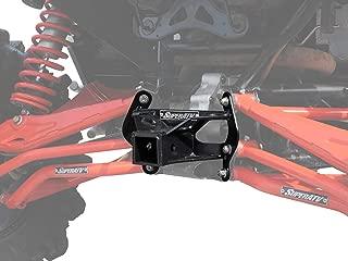 SuperATV Heavy Duty Can-Am Maverick DPS/Standard/X MR/X RS/Max/XC/X XC Rear Receiver Hitch - Black - (See Fitment)