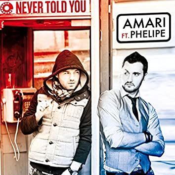 Never Told You (feat. Phelipe)