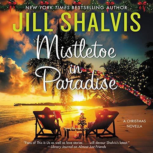 Mistletoe in Paradise cover art
