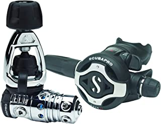 Scubapro MK25 EVO/S620 Ti Dive Regulator System, INT, Black, One Size