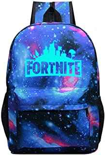 Luminous Backpack for Kids Boys Girls, Luminous Cool Schoolbags Fashion Travel Laptop Bag (Blue)